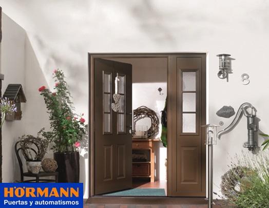 H rmann puertas de entrada thermopro y thermopro plus for Aislar puerta entrada
