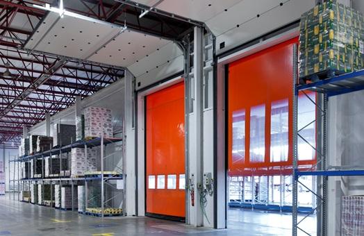 Puertas industriales qu equipamiento necesito para aislar muelles y naves por vitor santos - Puertas para naves industriales ...