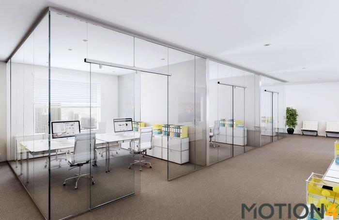 Nuevo automatismo evodrive de motion4 para puertas for Automatismo puerta corredera
