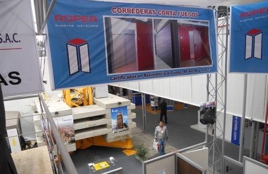 Puertas met licas roper en excon 2012 per - Puertas metalicas roper ...